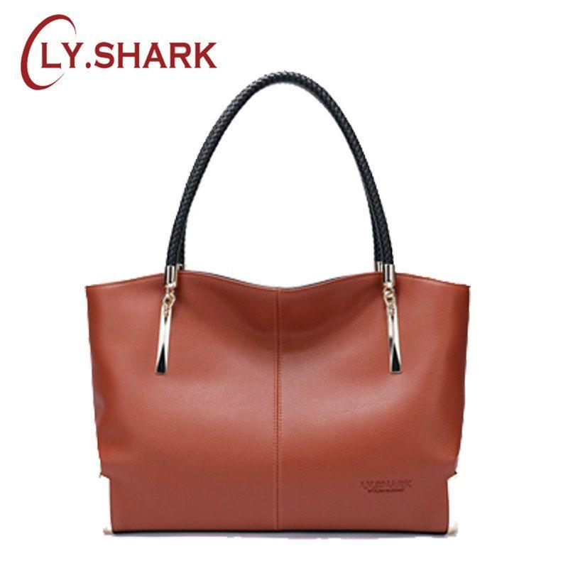 2c9f73ce1ee LY.SHARK Women Shoulder Bag Handbags Messenger For Women 2018 ...