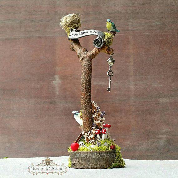 Fairytale Miniature Garden Fairy