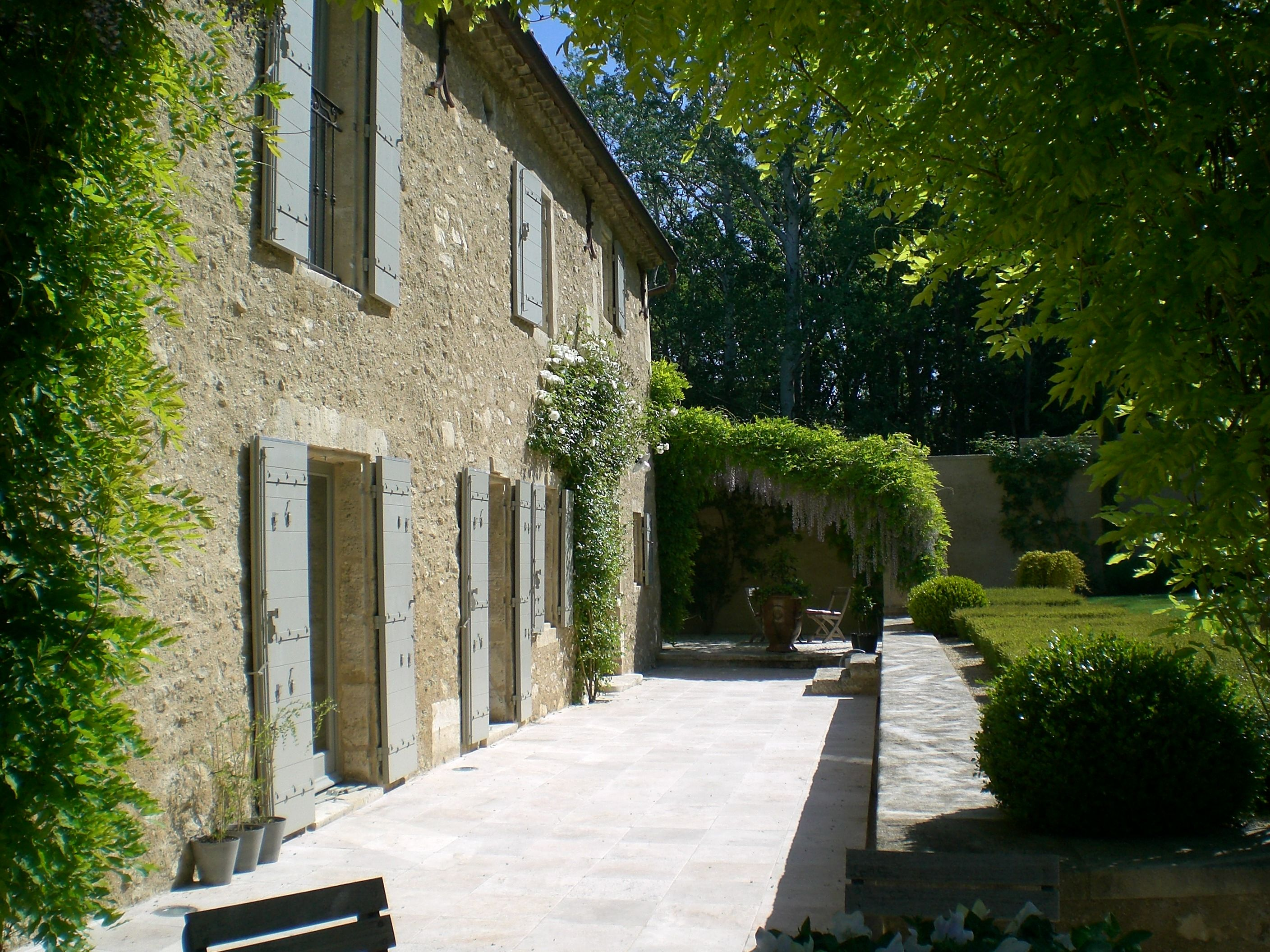 Country Farm Home Exterior france country farm house - google search | new house | pinterest