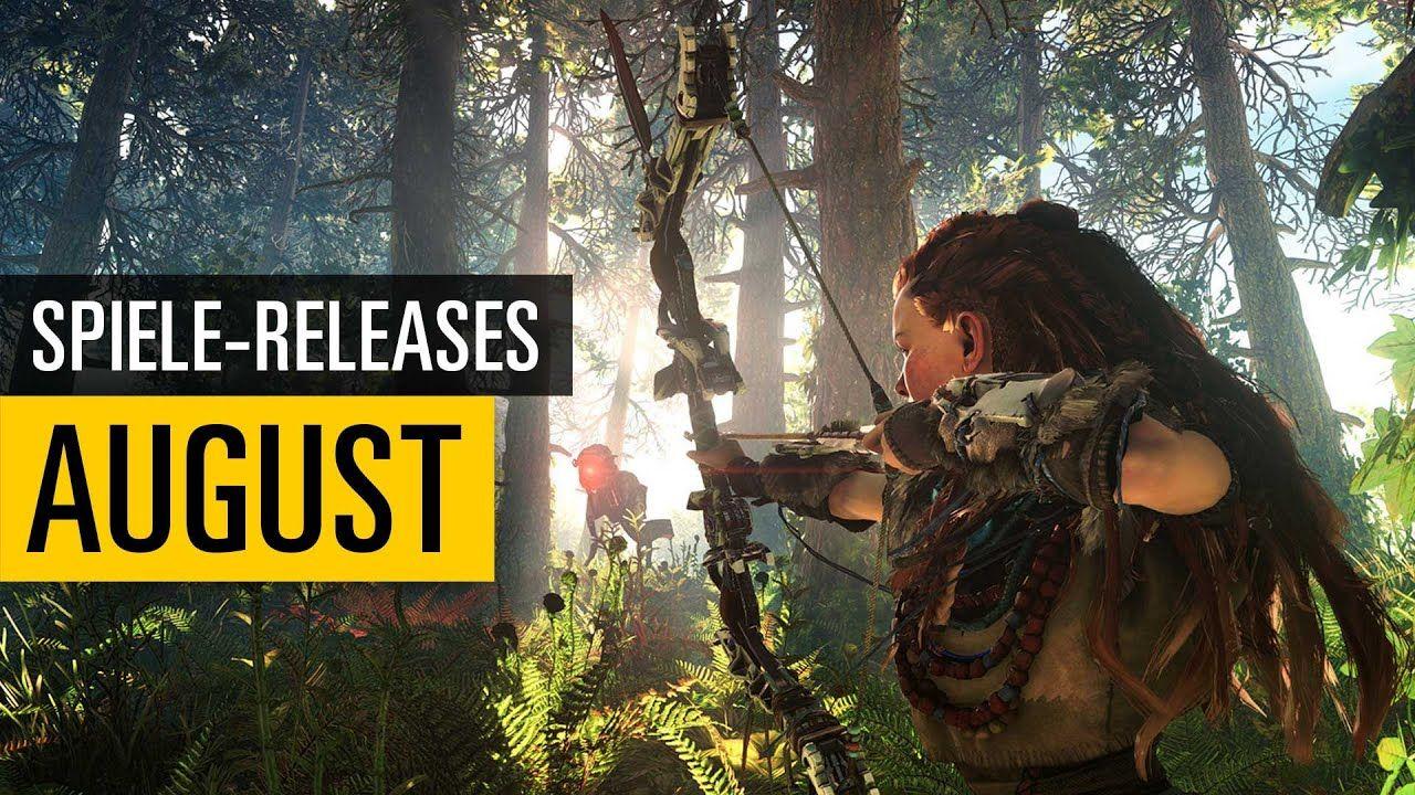 SpieleReleases im August 2020 Für PC, PS4, Xbox One und