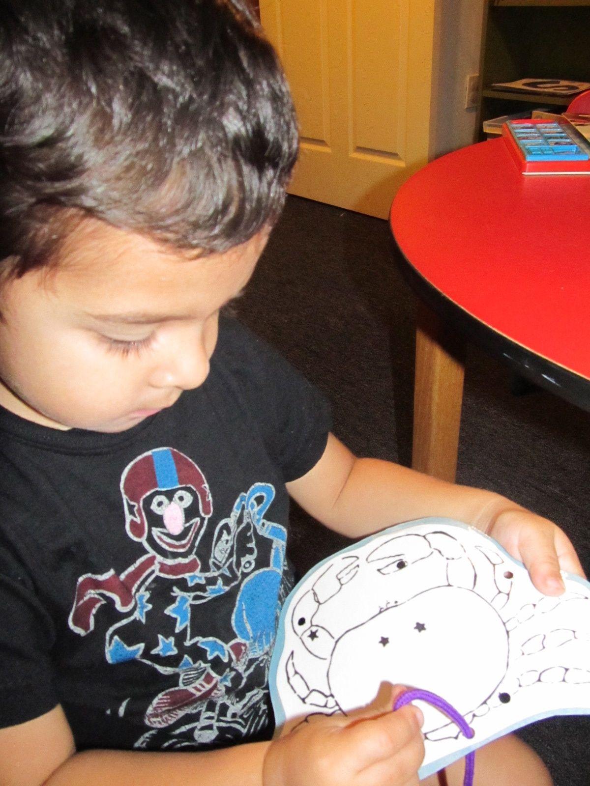 Teach Through Play Space Week