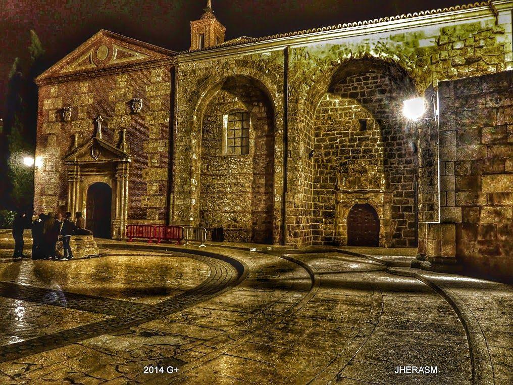 Capilla del Oidor  #Alcala de Henares #Madrid #España Foto: Javier Heras M