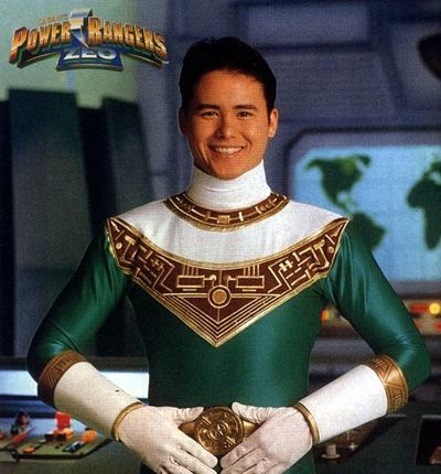 Power Rangers Zeo || Green Power Ranger | Zeo | Pinterest ...