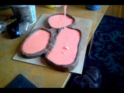 ▷ Making the Silicone Molds for Home Pewter Casting - YouTube | DIY
