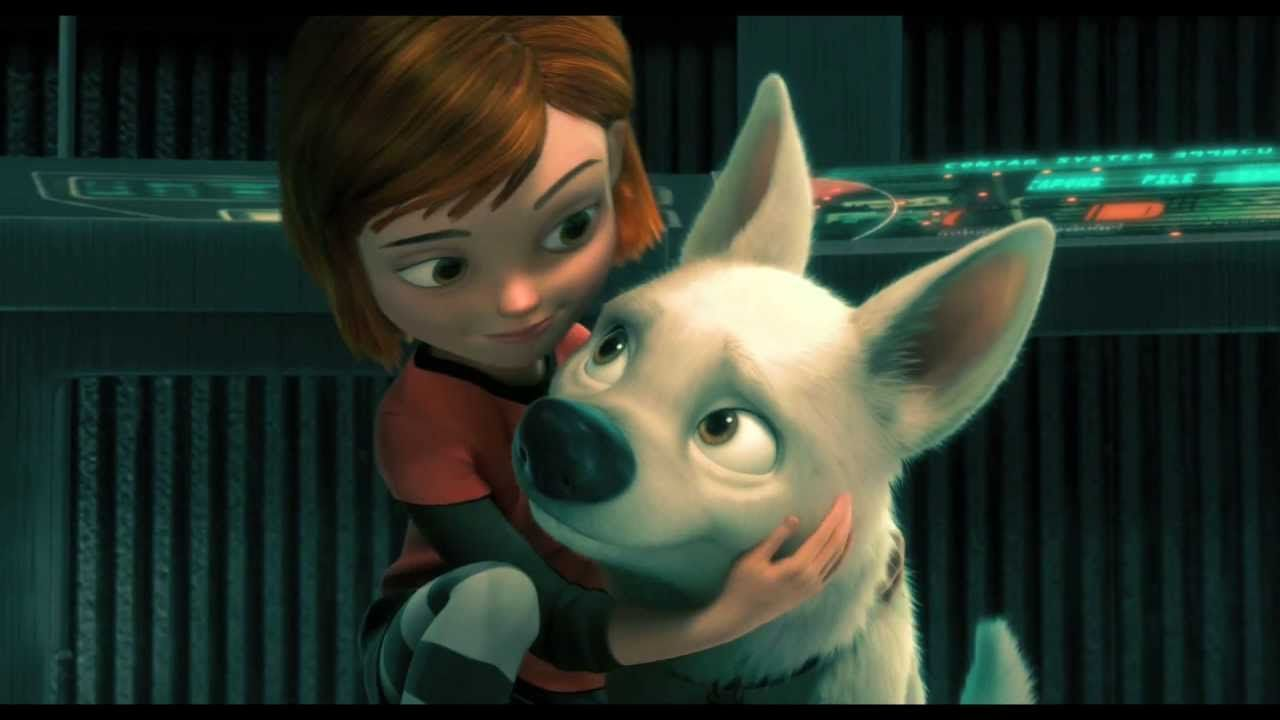 Bolt official trailer 2 hd walt disney animation