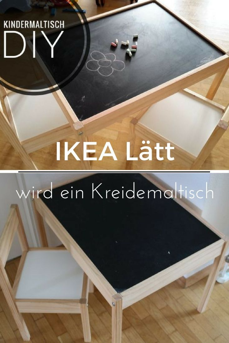 kindermaltisch diy ganz einfach selbst gemacht diy deko upcycling f r zuhause pinterest. Black Bedroom Furniture Sets. Home Design Ideas
