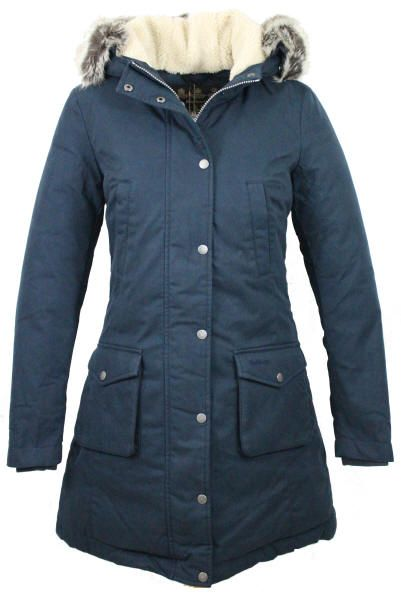 Womens Navy Waterproof Jacket - My Jacket
