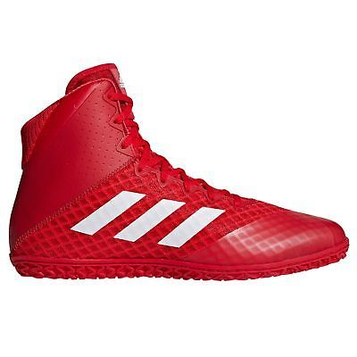 11fc304b6493b3 Accessories 36306  Adidas Mat Wizard 4 Mens Adult Wrestling Trainer Shoe  Boot Red -  BUY IT NOW ONLY   99.05 on  eBay  accessories  adidas  wizard   adult ...