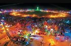 1 VEHICLE PASS ONLY 2017 Burning Man Festival 8/27/17 Black Rock City