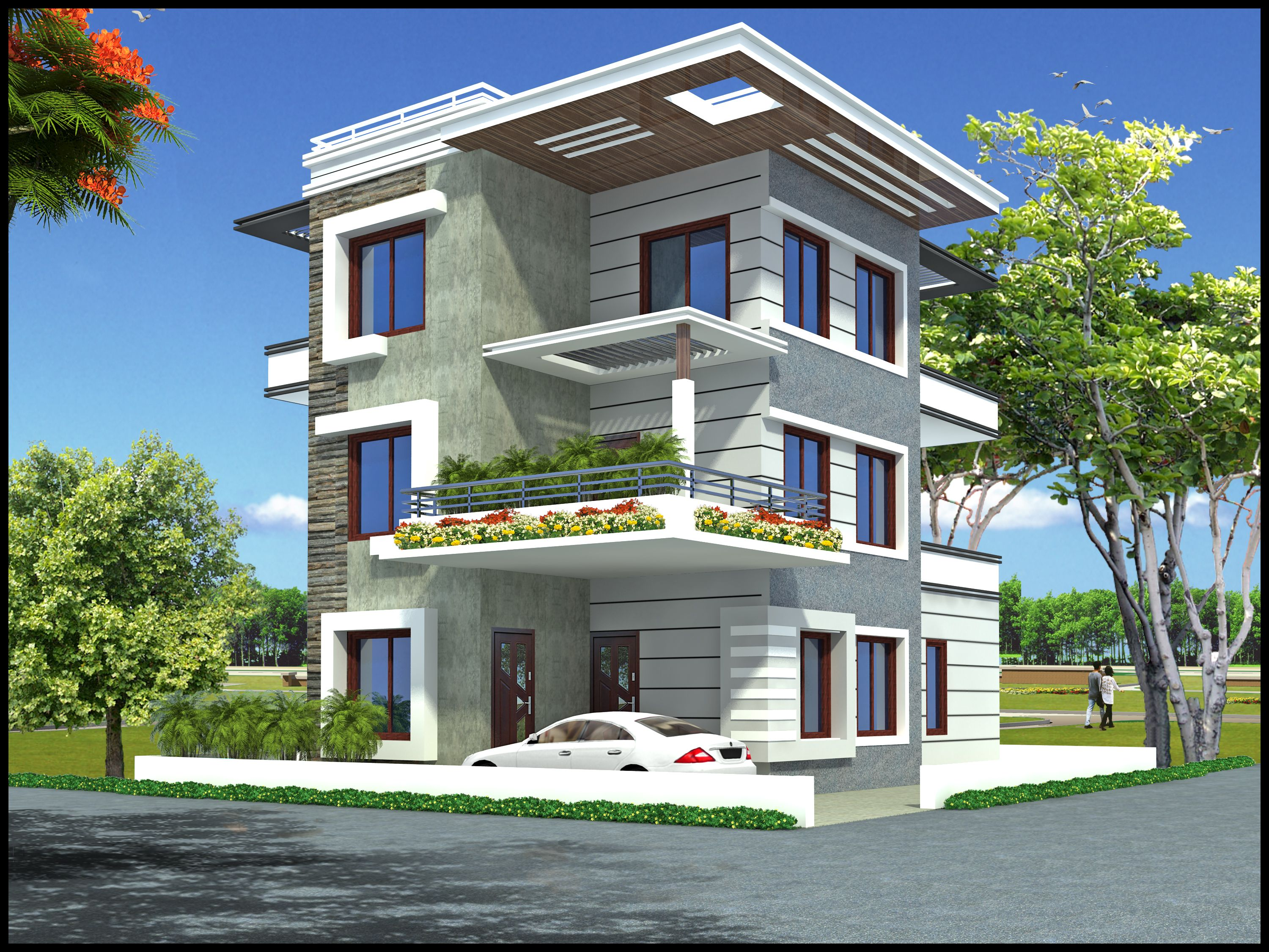 Pin By Vincent Gikonyo On House House Front Design Home Building Design Duplex House Plans