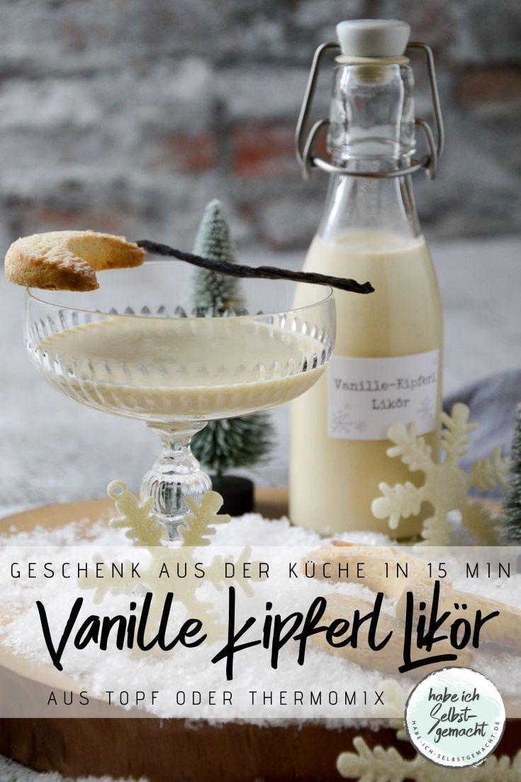 Vanilla Chicken Liqueur