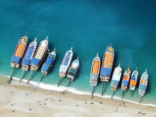 Turquoise Beach / Ölüdeniz - Turkey