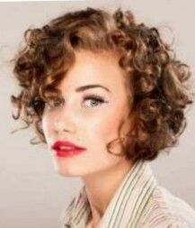 Awesome Short Curly Bob With Bangs Hair Pinterest Bobs Bangs And Shorts Short Hairstyles For Black Women Fulllsitofus