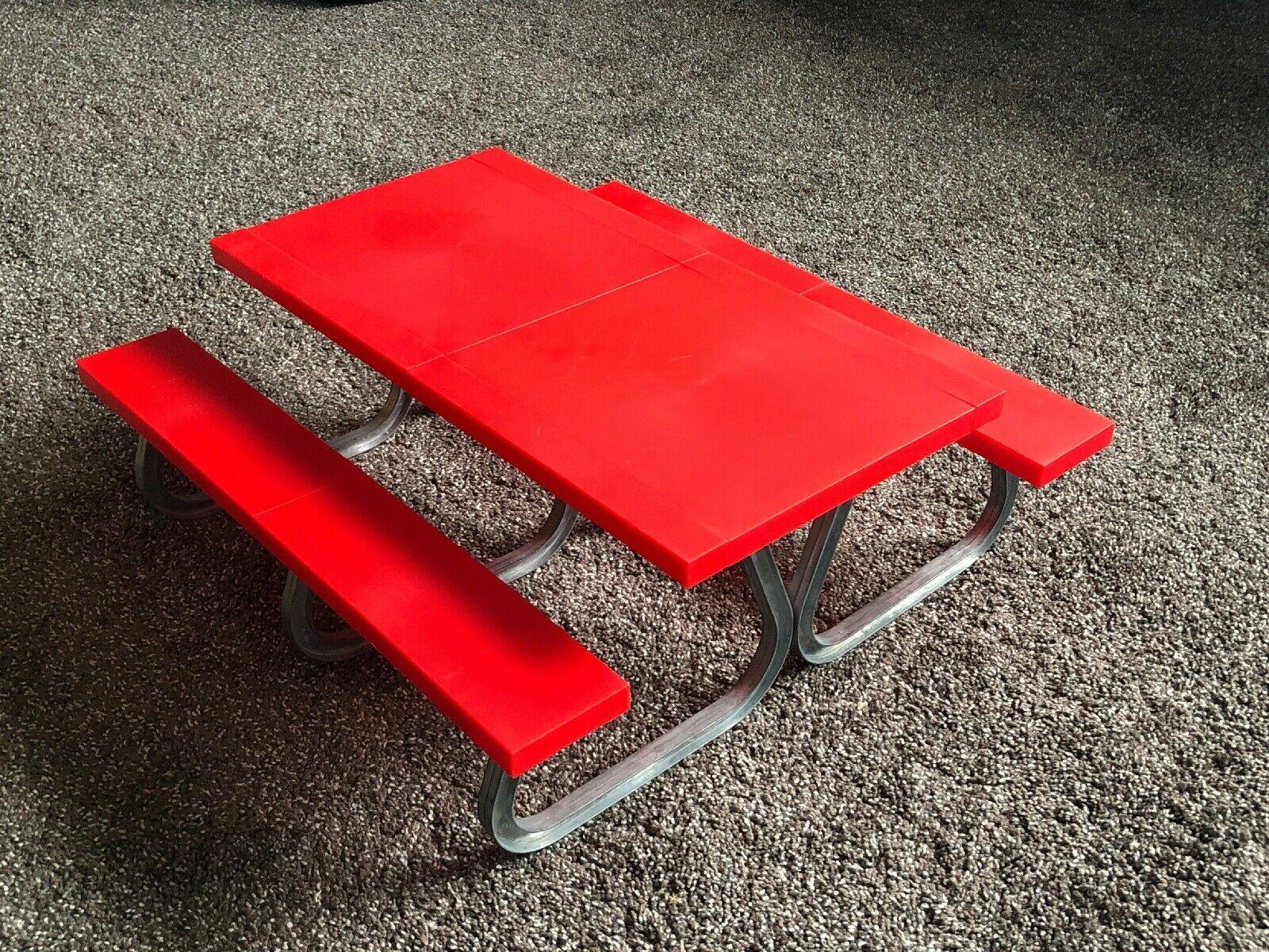 36.0 Handboarding Picnic Table By Tech Deck
