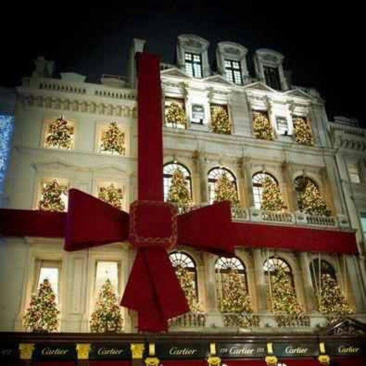 Christmas Places To Visit In London: Londen Kerst, Kerstmis