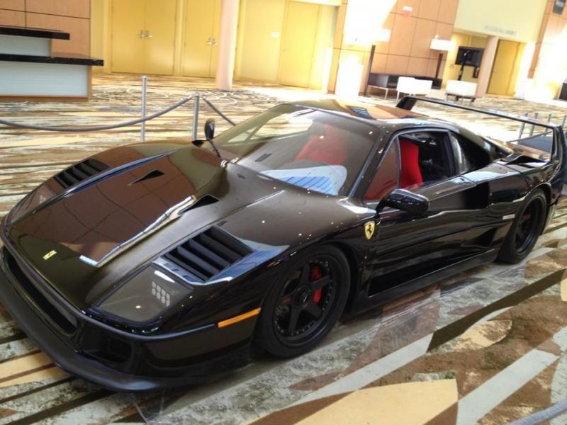 Fast N Loud F40 Pics Ferrari F40 Gas Monkey Gas Monkey Garage