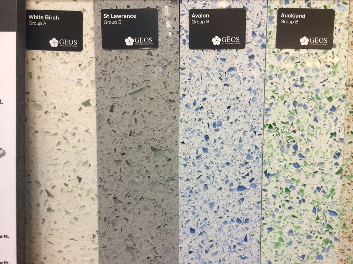 Product Gallery Curava In Action Recycled Counters Glass Countertops Recycled Glass Countertops Diy Countertops