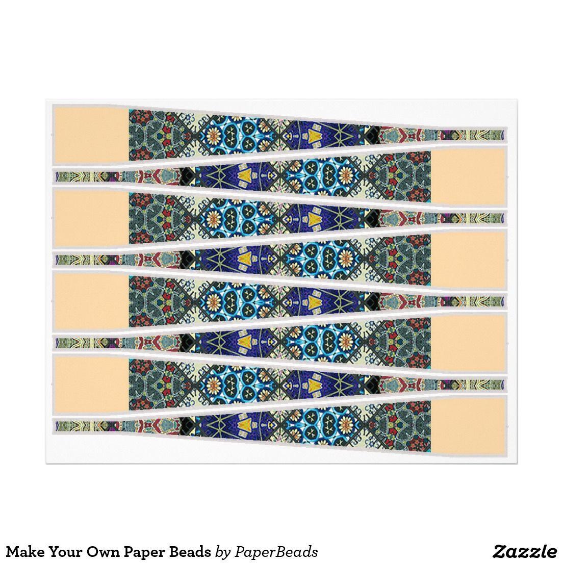 make your own paper beads letterhead free letterhead design