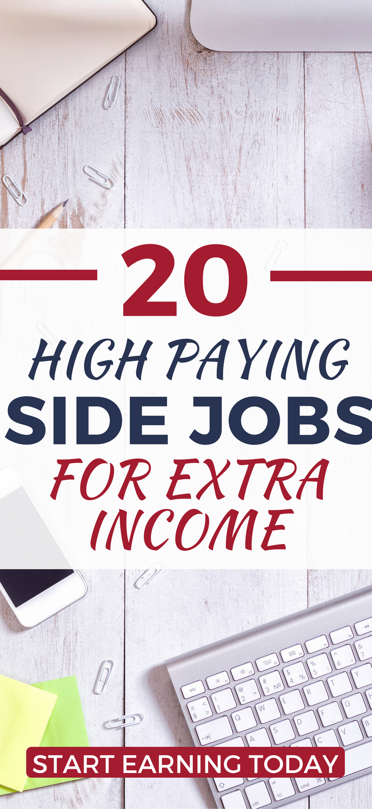 20 high paying part time weekend jobs for extra income money fast