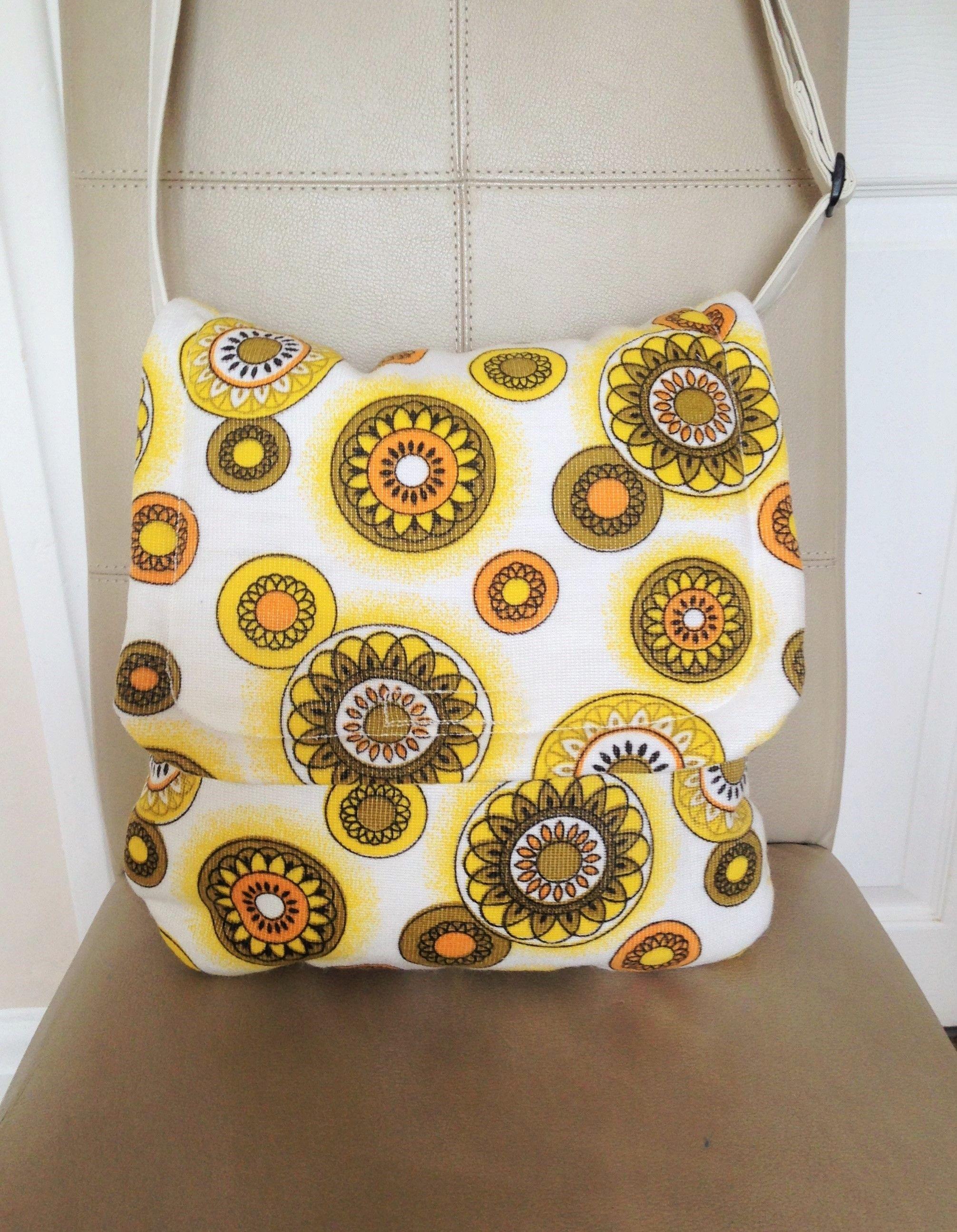 Hippie Messenger Bag, Hippie Handbag, Hippie Shoulder Bag, Handmade ...