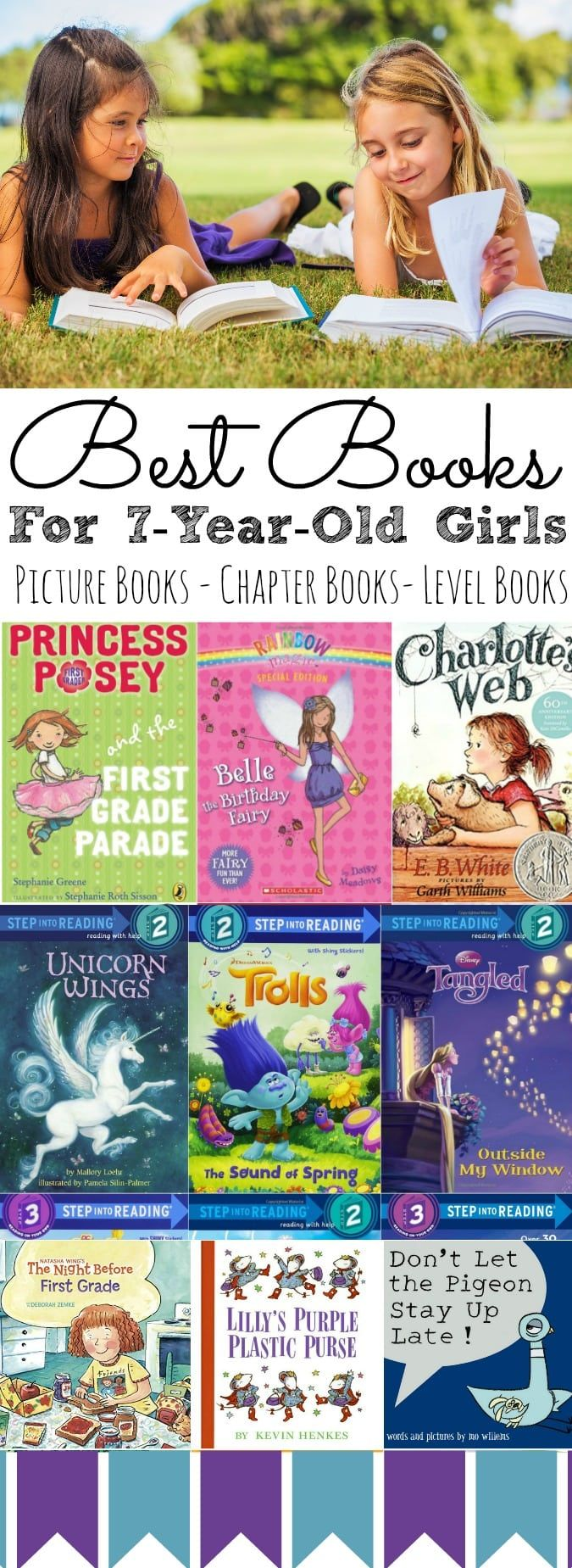 Best Books For 7 Year Old Girls All Year Long Simply Today Life Activities For 6 Year Olds 7 Year Olds Good Books