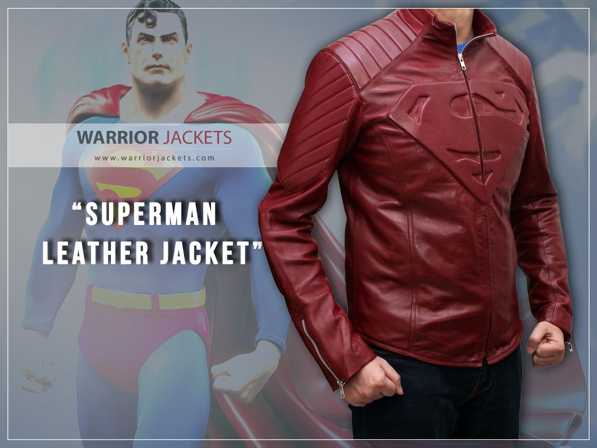 Tom Welling Smallville Leather Jacket