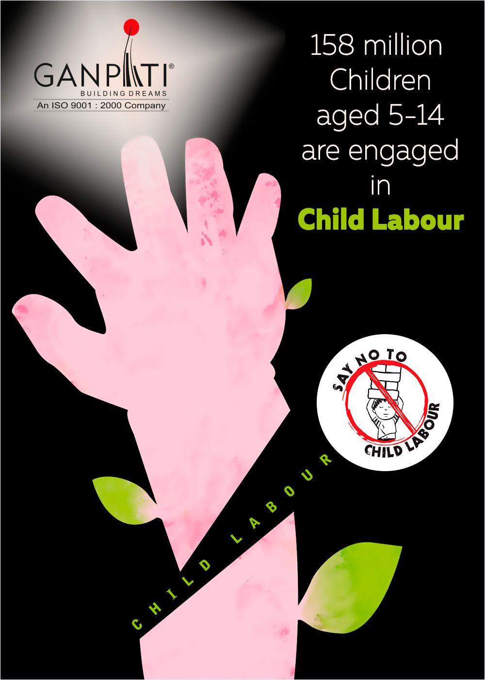 Say No to CHILD LABOUR !