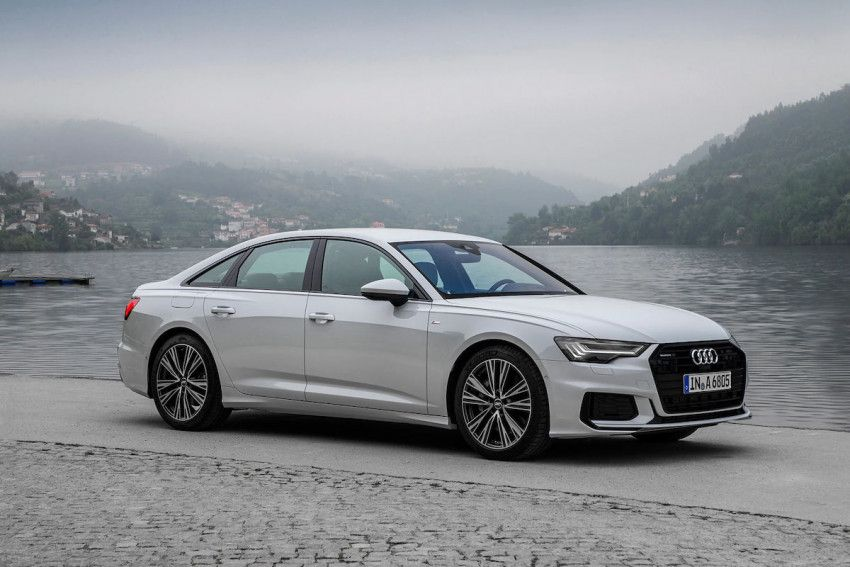 هذا هو سعر اودي A6 2019 Audi A6 Audi Car