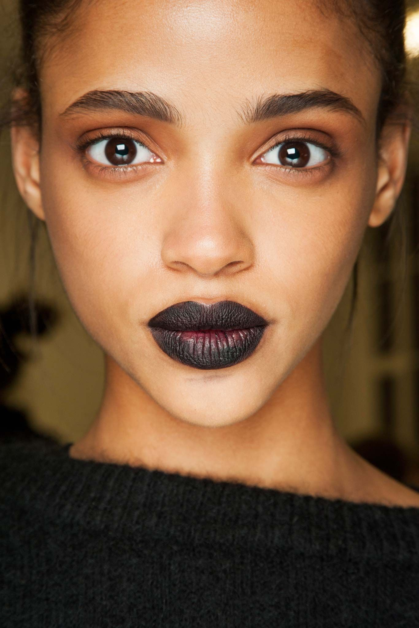 Giles fw rtw london hq makeup beauty skincare tips