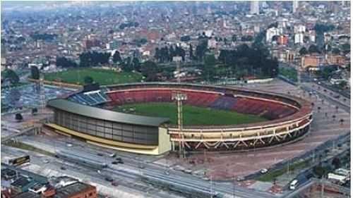 Estadio El Campín tendría los días contados
