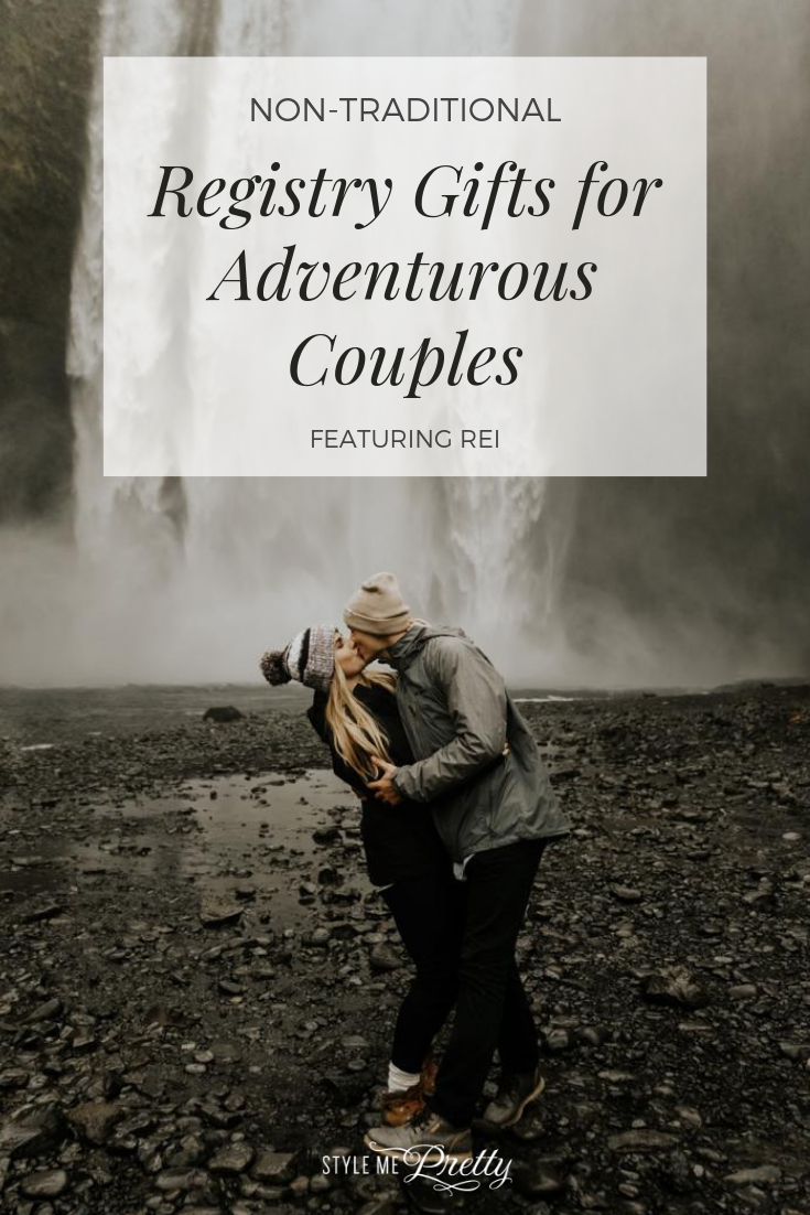 Rei Wedding Registry.10 Non Traditional Registry Gifts For The Adventurous Couple