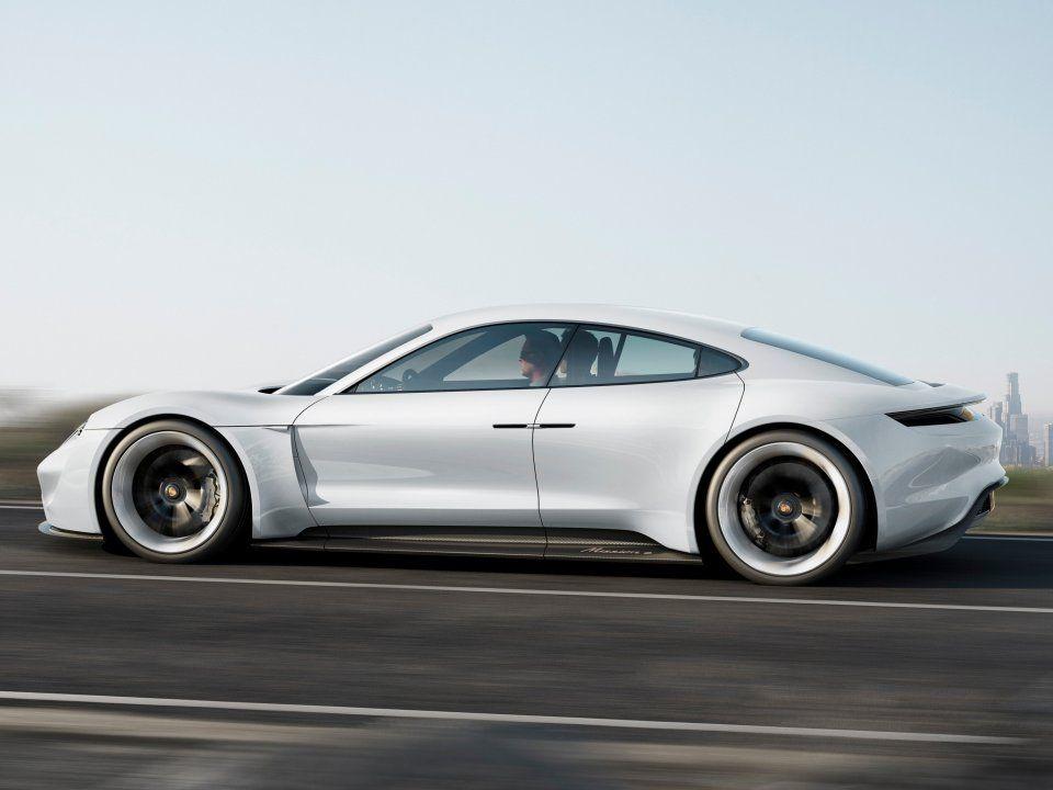 17+ Porsche electric supercar 4k
