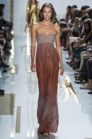 Photo of Sfilata di moda Diane von Furstenberg a New York – Collezioni Primavera Estate 2014 – Vogue