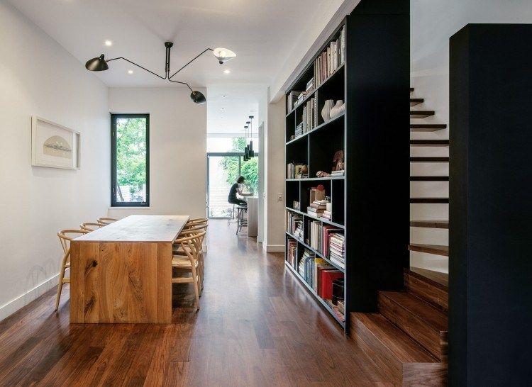 Modern | ombiaiinterijeri Narrow house
