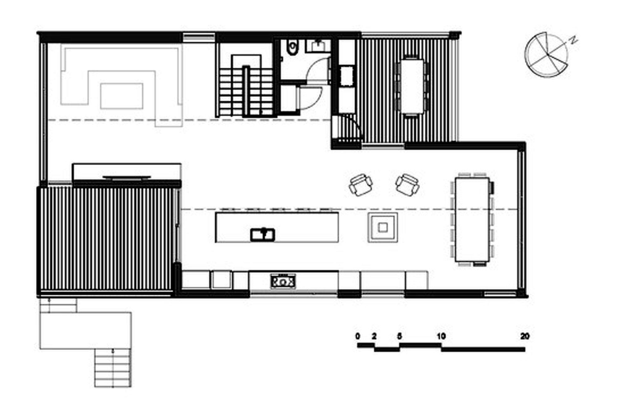 Gallery of Malbaie VIII Residence MU Architecture 25