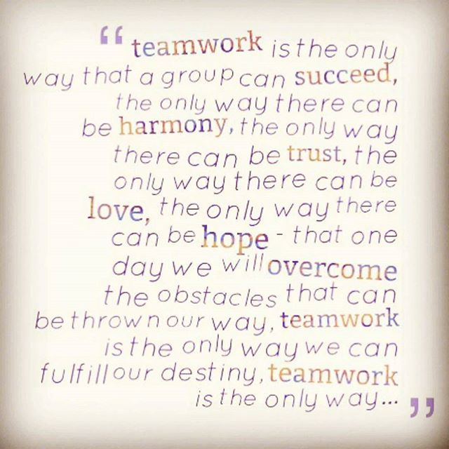 Trust In Business Quotes: Top 100 Teamwork Quotes Photos