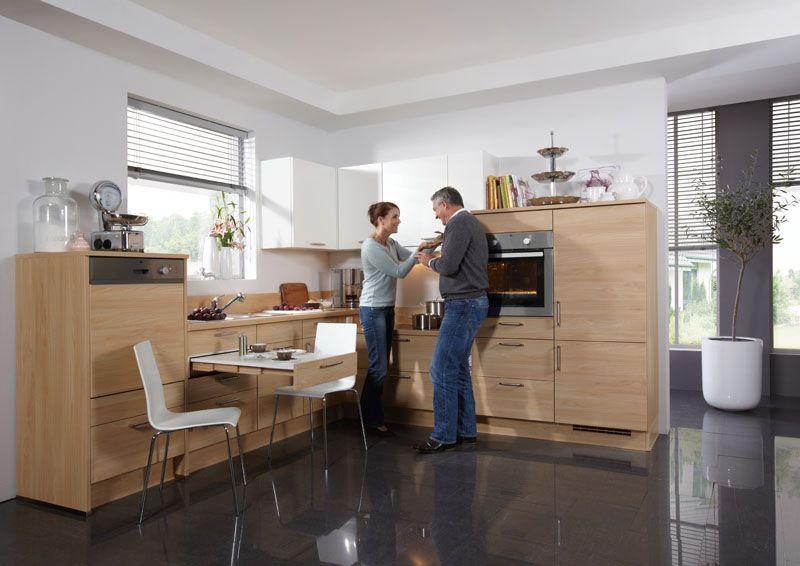 Komfort Küche Küche und Bad Pinterest - küchenwände neu gestalten