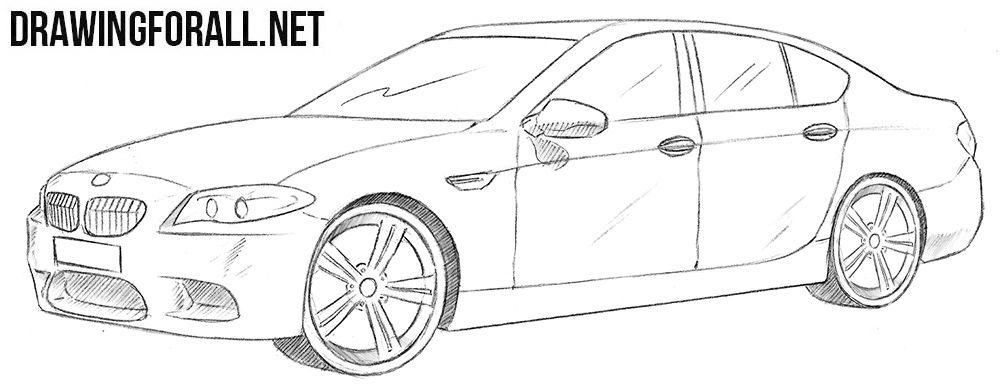 click the bmw m5 e60 coloring page to view printable version or ... | 384x1000