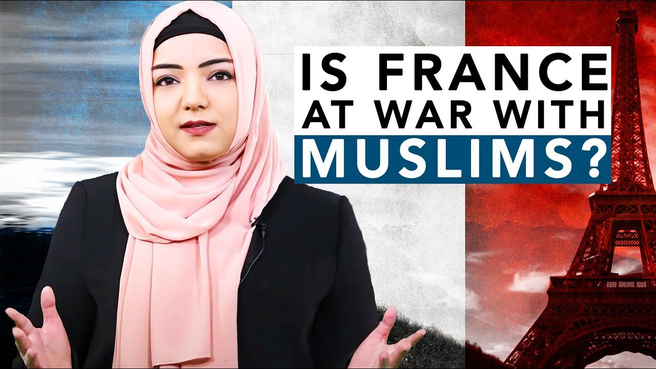 Is 🇫🇷 France At War With Its Muslims?   Dr. Safiyyah Ally