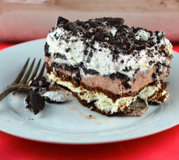 Swell Ice Cream Sandwich Birthday Cake Recipe Ice Cream Recipes Birthday Cards Printable Opercafe Filternl