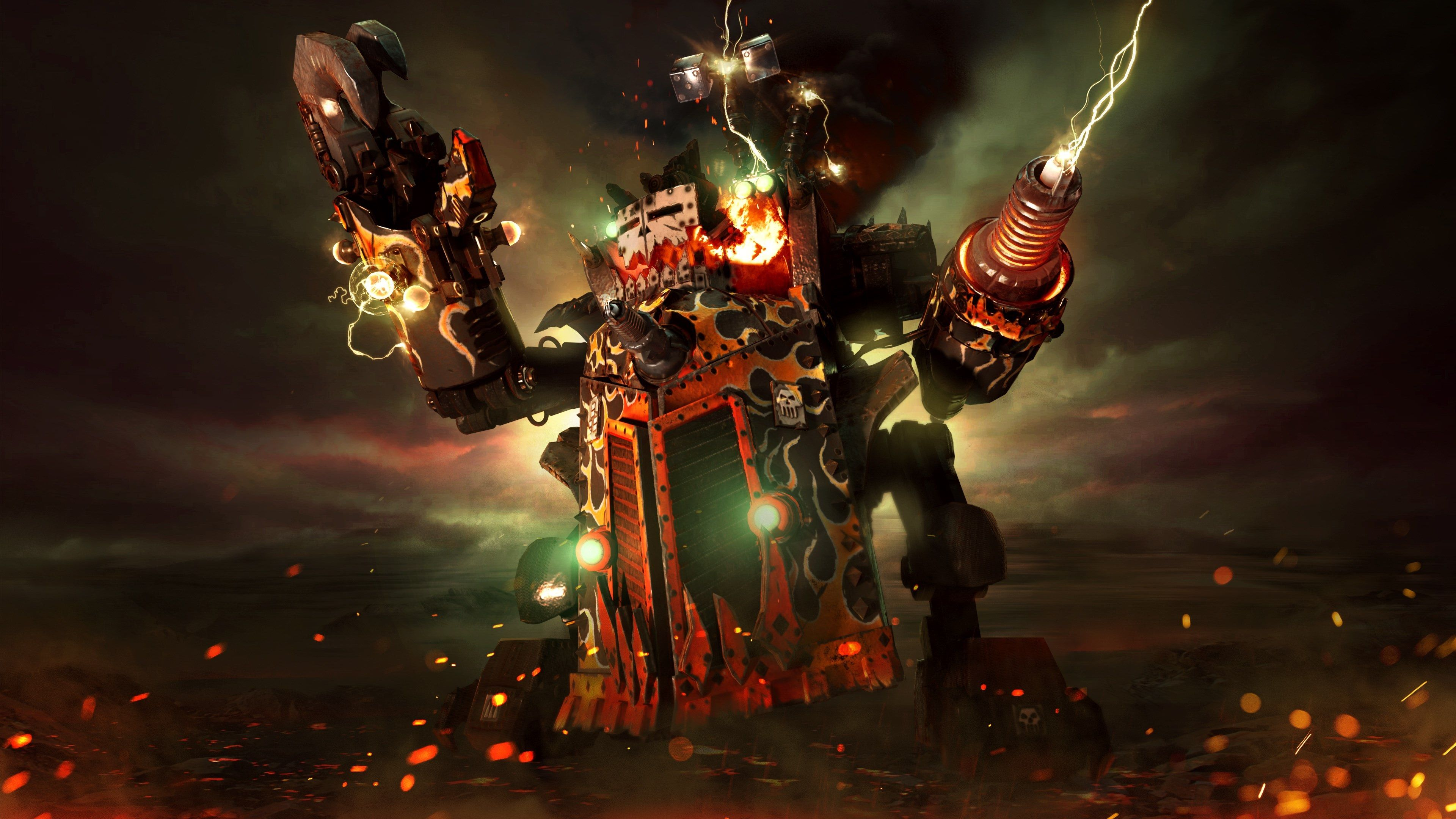 3840x2160 Warhammer 40k 4k Wallpaper For Wide Screen Warhammer Desktop Pictures Warhammer 40000