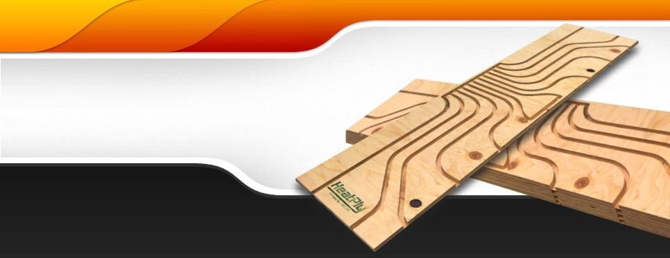 Radiant Heating Panels For Floor Heat With Images Floor Heating Systems Hydronic Heating Mechanical Room