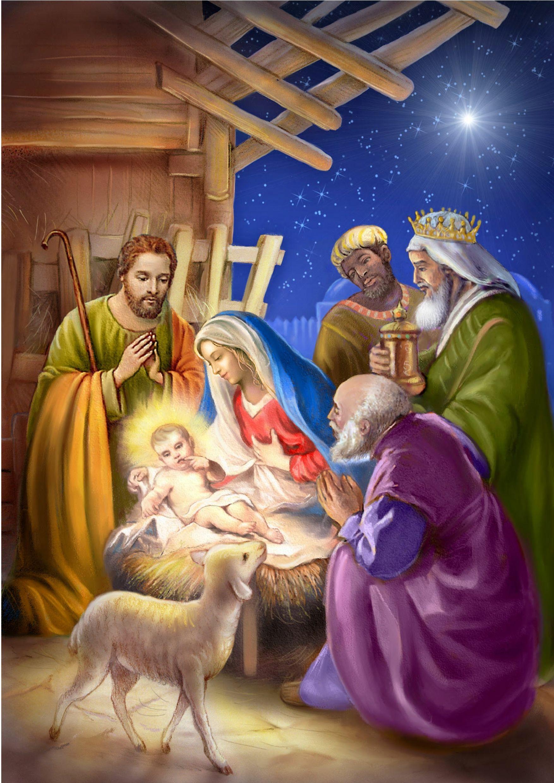 Рождественские картинки христианские