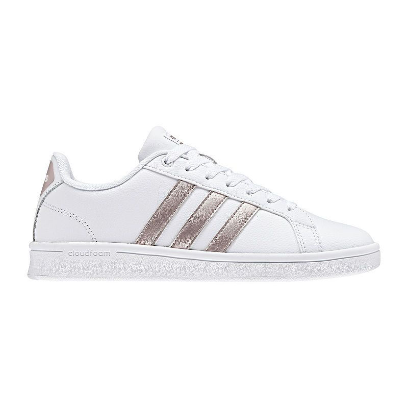 ff0d518001e5 adidas Advantage Womens Sneakers | Products in 2019 | Shoes ...