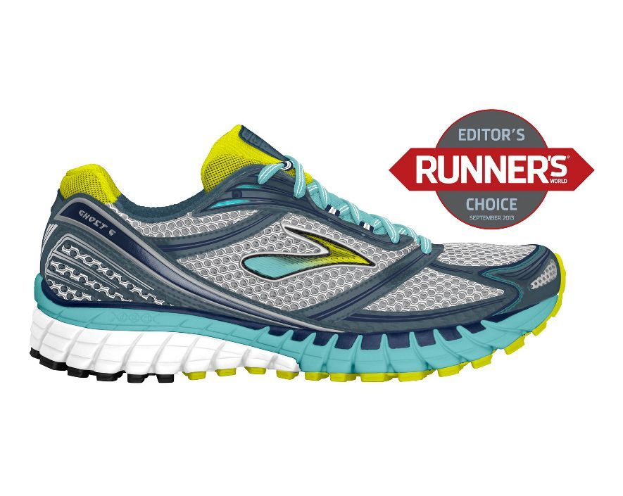 Ghost 6 Brooks running shoes, Best workout shoes