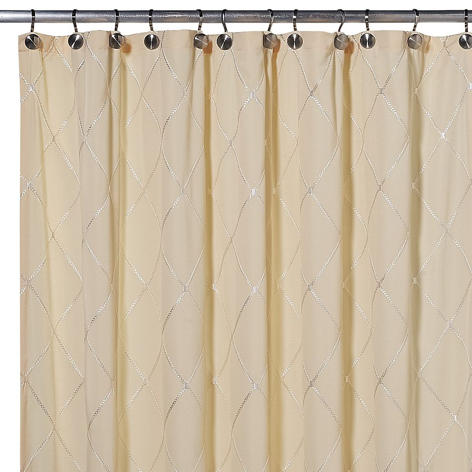 Wellington 54 X 78 Stall Panel In Yellow Curtains Silver