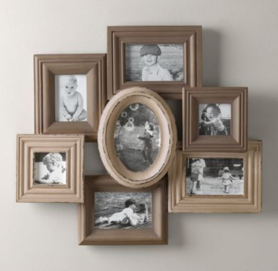 colage frames | Collage Frame | decorating ideas | Pinterest ...