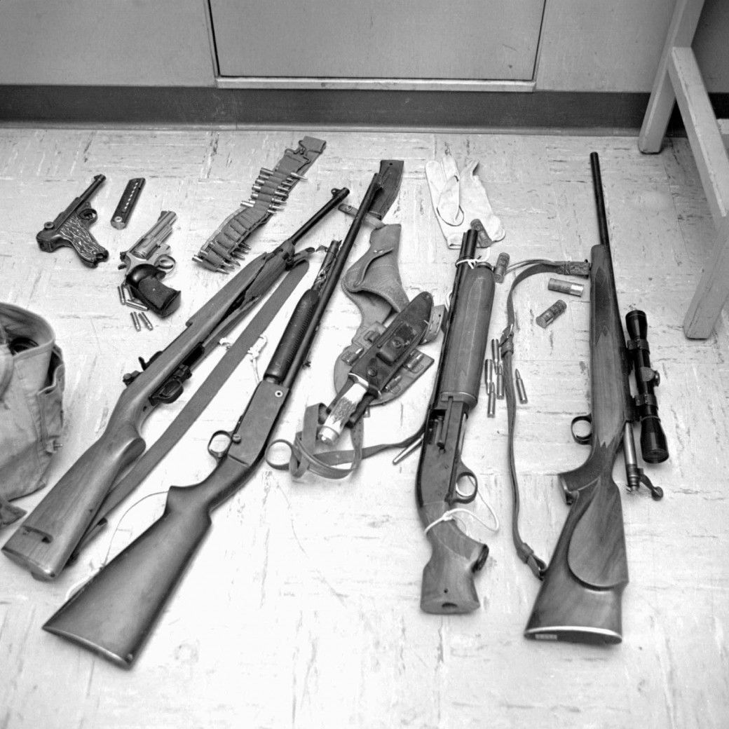 'Good Guys With Guns': The Loaded Legacy Of The UT Tower