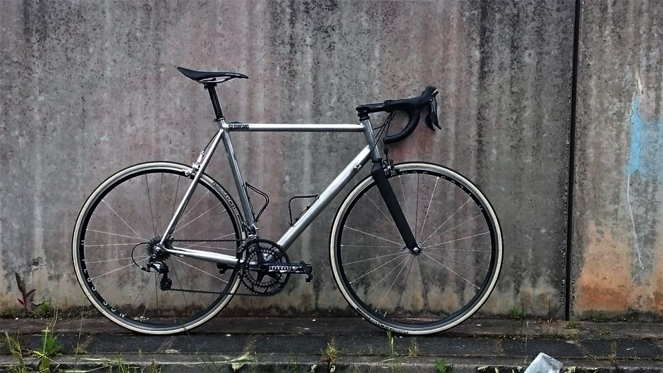 Image result for raw aluminium road bike | Cycles | Pinterest | Cycling