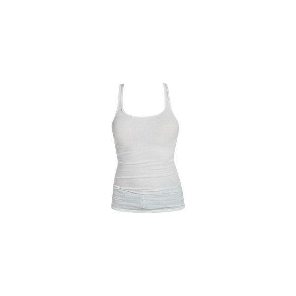 Sasha Racerback Rib Tank ($4.99) ❤ liked on Polyvore featuring tops, shirts, blusas, tank tops, ribbed tank tops, racerback tank, layering tanks, ribbed tank and racer back tank tops